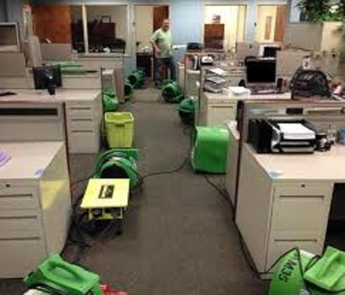 Commercial Restoring Your Redlands/Yucaipa Commercial Property After A Water Damage Event