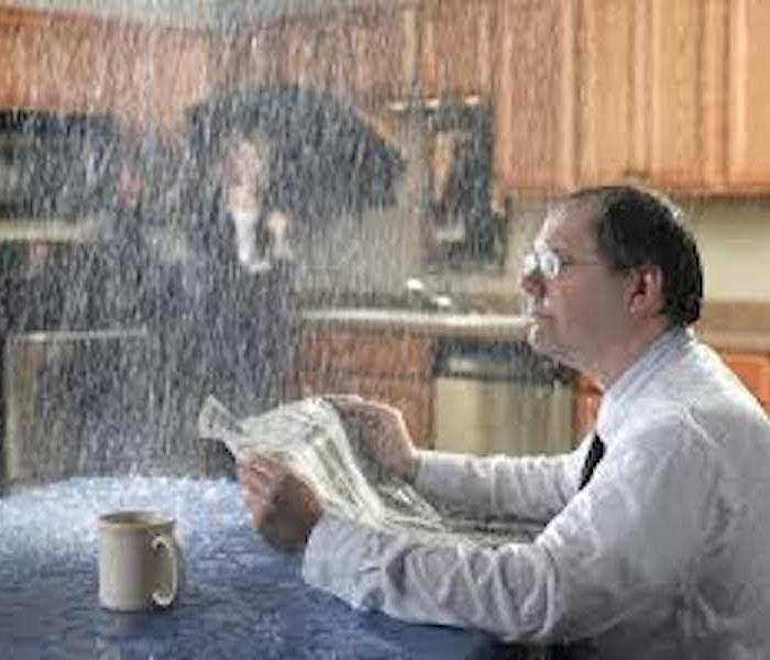 Water Damage A Soggy Situation In Your Home?