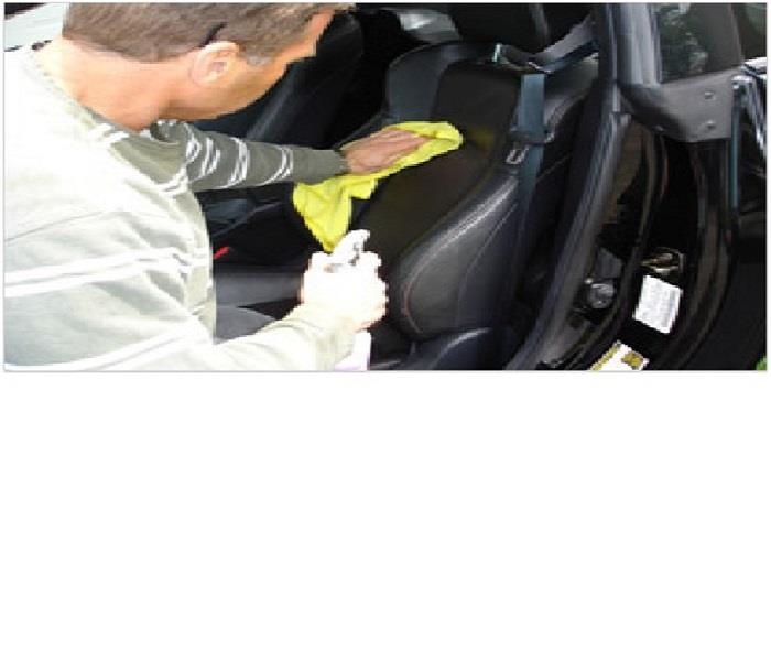 Cleaning How to Clean the Interior of an Automobile