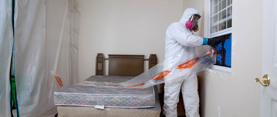 Redlands, CA biohazard cleaning