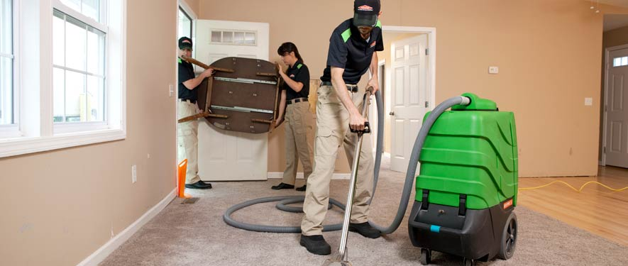 Redlands, CA residential restoration cleaning